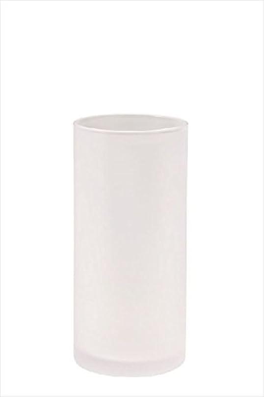 硫黄管理します伝導カメヤマキャンドル(kameyama candle) モルカグラスMフロスト