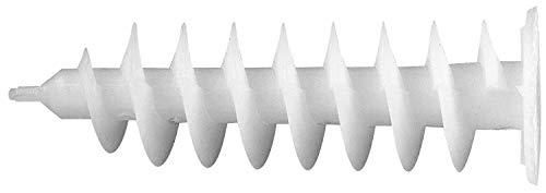 Rawlplug Dämmstoffdübel 80 mm, Wärembrückenfreien Befestigen Hausnummer, Briefkästen, Wandlampe, Thermo Fassadendübel 40 Stück, R-ISO-PLUG-80