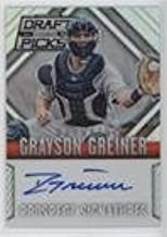 Grayson Greiner (Baseball Card) 2014 Panini Prizm Perennial Draft Picks - Prospect Signatures Prizms #16