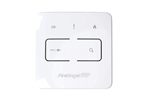 FireAngel Pro Rookmelder, draadloos Alarmbesturing.