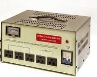 VCT AR8000 - Heavy Duty Automatic Voltage Regulator / Stabilizer with Built-in Voltage Transformer for AC 110V/220V/240V - 8000 Watt
