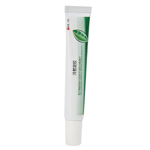 Crema de tratamiento para piernas de 20g, crema de tratamiento de venas inflamatorias para el cuidado de las piernas, crema para aliviar las varices