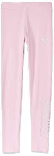PUMA Alpha Mädchen Leggings Pale Pink 104