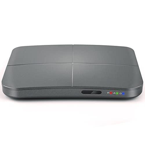 Furniture Androide televisor Caja DE Caja 2021 Caja DE Cuadro DE CADORES Control 4GB RAM 32GB ROM 8K HDR WiFi 5GHz / 2. 4GHz LAN 10M/ 100M Bluetooth 4. 2 USB3. 0 HDMI for el Entretenimiento en casa