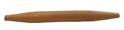 Janice Spieckermann original Lathed Pine French Rolling Pin made exclusively for Lena's Treasure Basket, Inc.