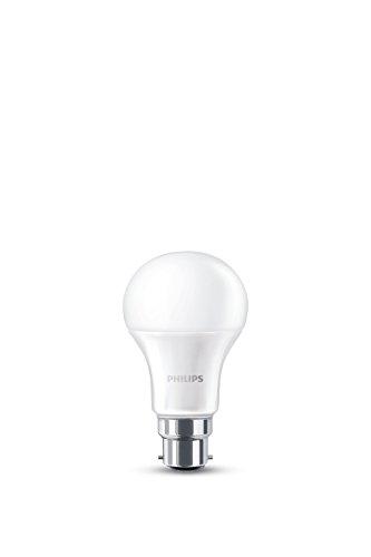 Philips 8718696490907 Ampoule LED B22 2700 K Plastique B22 Blanc 10,5 x 5,6 13,5 W