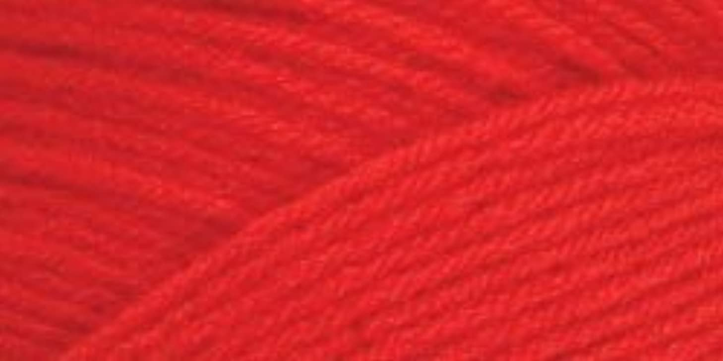 Bulk Buy: Red Heart Super Saver Yarn (3-Pack) Hot Red E300-390