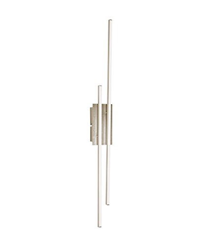 OSRAM - Applique Plafonnier LED STRIPE DUO - 20W Equivalent 100W - 60cm + 80cm - Blanc Chaud 3000K