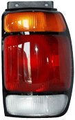 TYC 11-3053-01 Compatible with Ford/Mercury Passenger Side Replacement Tail Light Assembly