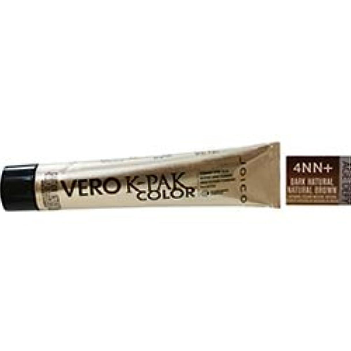 レンズ少年スパイラルJoico ベロK-PAK髪の色、 2.5オンス 4nnプラス年齢仑