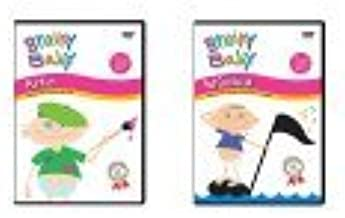 Brainy Baby Spanish DVD Arte and Musica Set of 2 Classic Edition