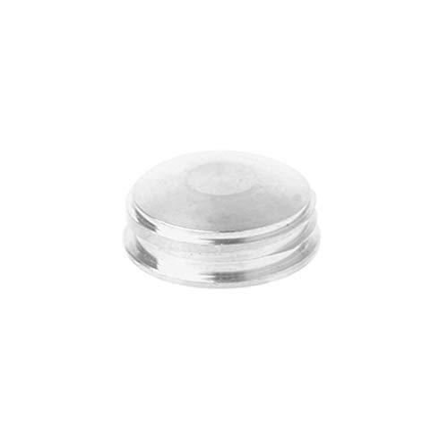 KERDEJAR Batterie Couvercle à vis Bouchon Couvercle de Remplacement pour Apple G6 Clavier Bluetooth sans Fil A1314 AA2967