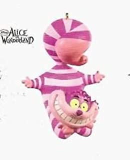 QXE3011 The Cheshire Cat Disney Alice in Wonderland Special Edition 2012 Limited Quantity Hallmark Keepsake Ornament