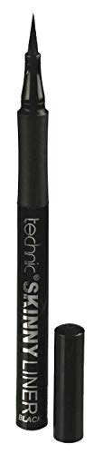 Technic Skinny Felt Tip Liquid Eyeliner Pen- Black by Technic
