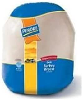 Perdue Farms 3 Star Oven Roasted Skinless Turkey Breast with Binders, 10 Pound -- 2 per case.