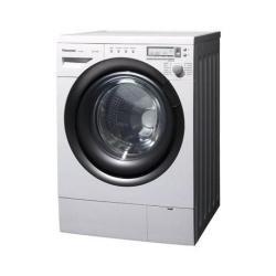 Panasonic na-168vx2wta Waschmaschine 8kg 1600TRS/min Silber, weiß