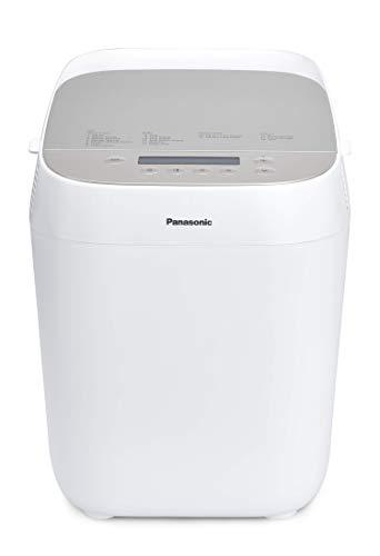 Panasonic Croustina SD-ZP2000WXE -Panificadora De Corteza Crujiente De 700W Para Panes Artesanales, Sin Gluten, Masas y Compotas (18 Programas Automáticos, Temporizador Digital 30H)-Color Blanco