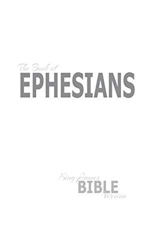 KJV Book of Ephesians (Kingdom Cornerstone Publishers KJV Bible)