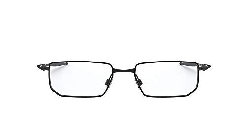Óculos de Grau Oakley Outer Foil Preto - Preto - 53