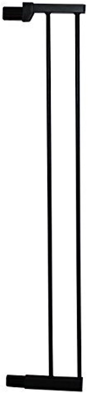 Cardinal Gates Medium Extension for Extra Tall Premium Pressure Gate, Black by Cardinal Gates