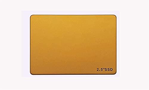 Tbagem-Yjr Hard Disk Esterno, Ssd Esterno Disco Rigido Interno HDD da 2,5 Pollici SATA 6 GB/S per PC Desktop del Computer Fino A 470 MB/S (Color : 120GB)