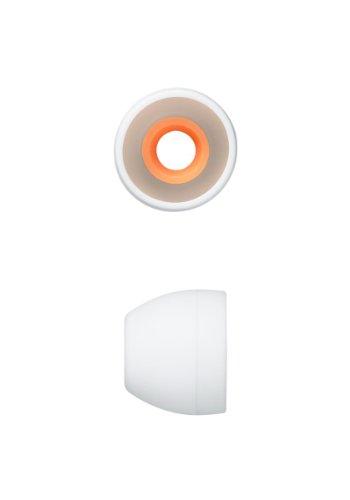 ソニー ハイブリッドイヤーピース EP-EX11S : Sサイズ 4個入り ホワイト EP-EX11S W