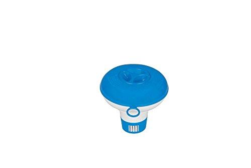 Intex Dosificador de cloro flotante para piscina para mini tabs de hasta...