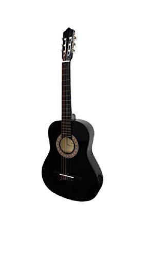 Guitarra clásica rocio 10 negro