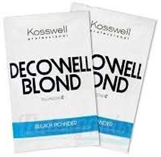 Kosswell Decowell en Sobre Decoloración En Polvo Compacta
