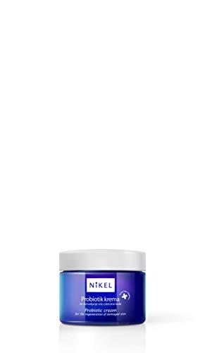 NIKEL - Probiotische Creme für Regeneration geschädigter Haut (50ml)