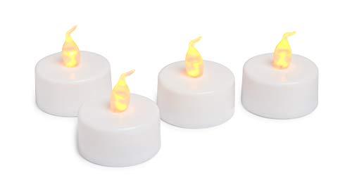 Bougies chauffe-plat LED VBS, 4 pc.