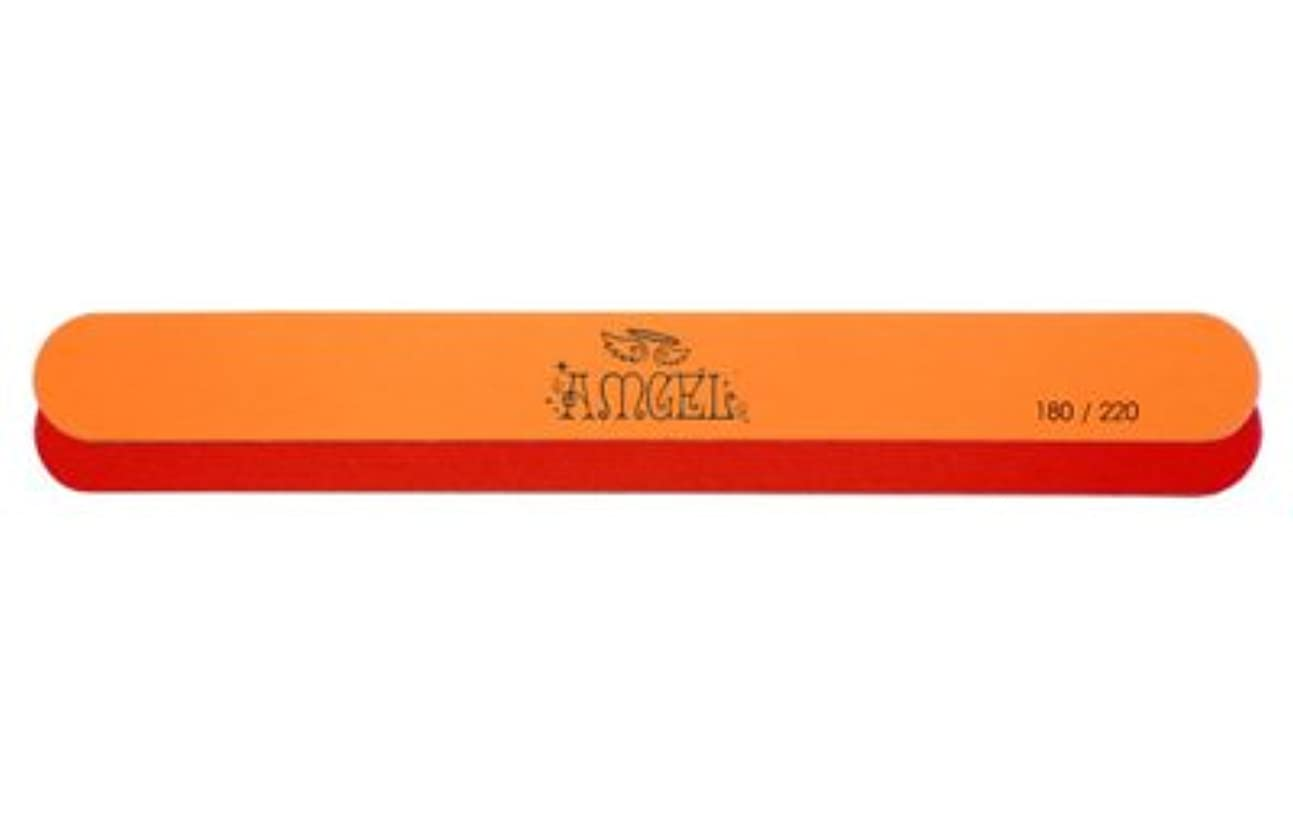 上に文字通り調整可能★AMGEL(アンジェル) <BR>レッドオレンジエメリー 180/220