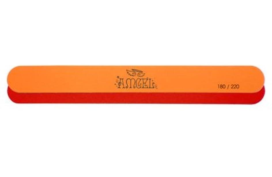 断言する署名畝間★AMGEL(アンジェル) <BR>レッドオレンジエメリー 180/220