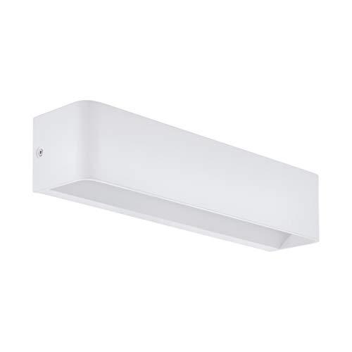 EGLO lámpara de pared, Blanco, Länge 20 cm