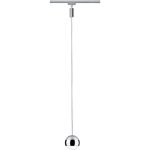 Paulmann 952.74 Stromschienensystem, Integriert, silber