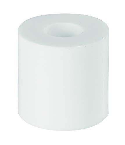 GAH-Alberts 338695 Distanzhülse | Kunststoff | Kunststoff, weiß | 20 x 20 mm | 10er Set
