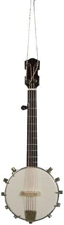 for 5 New products, world's highest quality popular! String Banjo Max 73% OFF w Christmas CASE Ornament Instrument Musical