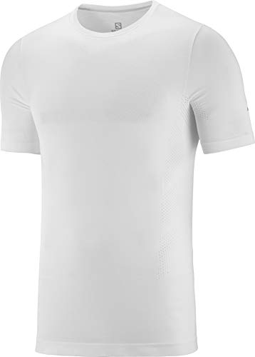 SALOMON Camiseta de Manga Corta Modelo Sense Seamless tee M Marca