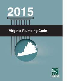 2015 Virginia Plumbing Code