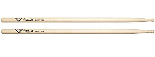 Vater Wood Tip Sugar Maple Sweet Ride Drum Sticks, Pair