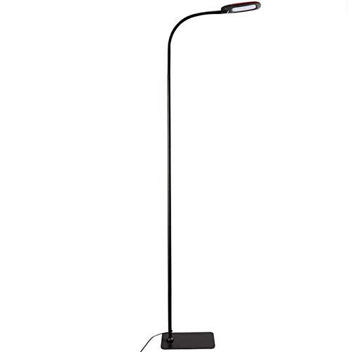 Twinkle Star Gooseneck Floor Lamp Dimmable LED Standing Lamp, Reading Lamp for Living Room