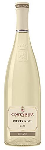 COSTARIPA Pievecroce 2020 DOC Trebbiano di Lugana 1 bottiglia di Vino Magnum 1,5 L Colore paglierino, Fruttato, Floreale, Vino Fresco con note di frutti tropicali