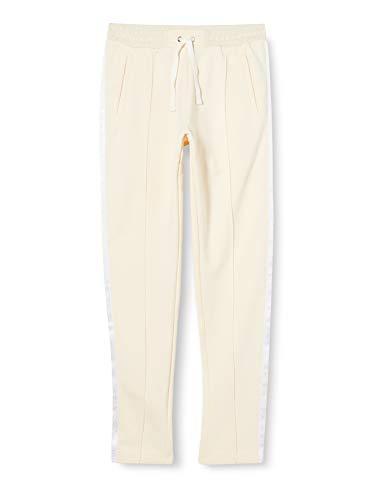 Scotch & Soda R´Belle Girls Club Nomade Relaxed Sweat Pants Sweatpants, Ecru 0003, 10