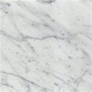 Italian White Carrara Marble Polished 12 x 12 Floor Tiles - small sample listing....