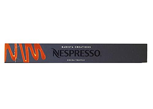 Nespresso OriginalLine Barista Creations: Trufa de cacao, 50 cápsulas