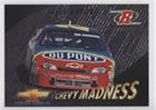 Jeff Gordon (Trading Card) 1997 Pinnacle Racers Choice - Chevy Madness #7