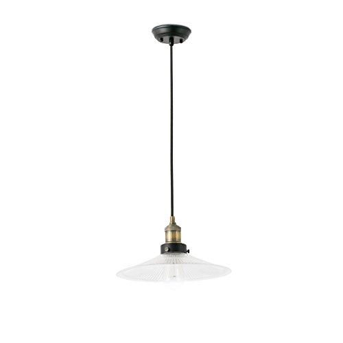 Faro Barcelona 65071 HALITA Lampe suspension transparente