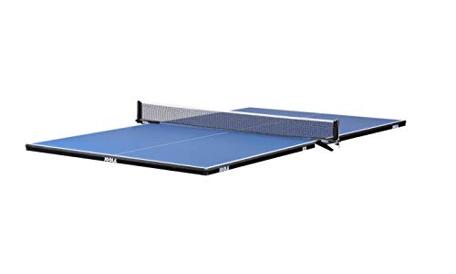 JOOLA Conversion Table Tennis Top with Metal Apron, Foam Backing and Net...