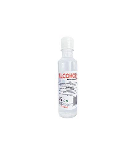 Grupo K-2 Wonduu Alcohol 96º Higienizante Multiusos | 250 ml.
