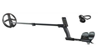 XP Deus Metal Detector with WS4 Backphone Headphones + Remote + 9' X35 Coil